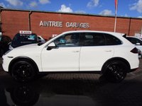 USED 2011 61 PORSCHE CAYENNE 3.0 D V6 TIPTRONIC 5d AUTO 245 BHP BIGGEST SPEC IN THE UK
