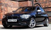2013 BMW 1 SERIES 3.0 M135I 5d AUTO 316 BHP £SOLD