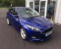 USED 2016 16 FORD FOCUS 1.5 TDCI ZETEC S 120 BHP THIS VEHICLE IS AT SITE 1 - TO VIEW CALL US ON 01903 892224