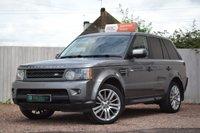 2009 LAND ROVER RANGE ROVER SPORT 3.0 TDV6 HSE 5d AUTO 245 BHP £18000.00