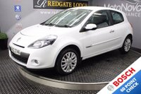 USED 2010 RENAULT CLIO 1.1 DYNAMIQUE TOMTOM 16V 3d 74 BHP