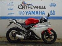 2012 YAMAHA YZF R125