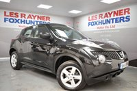USED 2014 14 NISSAN JUKE 1.5 VISIA DCI 5d 110 BHP Fantastic MPG , Low Road Tax , 1 Owner From New !