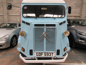View our CITROEN H VAN