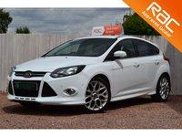 2013 FORD FOCUS 1.6 ZETEC S TDCI 5d 113 BHP £7500.00