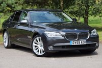 2009 BMW 7 SERIES 3.0 730D SE 4d AUTO 242 BHP £10280.00