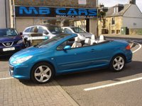 USED 2007 07 PEUGEOT 307 2.0 SPORT 2d 139 BHP ONLY 39000 MILES FROM NEW