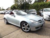 2006 MERCEDES-BENZ SLK 1.8 SLK200 KOMPRESSOR 2d AUTO 161 BHP £5995.00