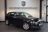 USED 2012 61 AUDI A3 1.6 TDI SE 5DR 103 BHP + BLUETOOTH + SPORT SEATS + AUXILIARY PORT + HEATED MIRRORS + 17 INCH ALLOY WHEELS +