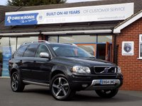 USED 2014 64 VOLVO XC90 2.4 D5 R-DESIGN AWD 5dr AUTO 200 BHP  *ONLY 9.9% APR with FREE Servicing*