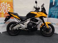 2010 KAWASAKI KLE 649cc KLE 650  VERSYS CAF  £SOLD