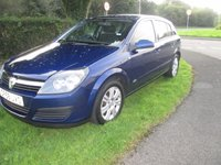 USED 2007 56 VAUXHALL ASTRA 1.6 ACTIVE 16V TWINPORT 5d 100 BHP