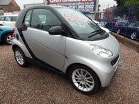 2010 SMART FORTWO 0.8 PASSION CDI 2d AUTO 54 BHP £2995.00