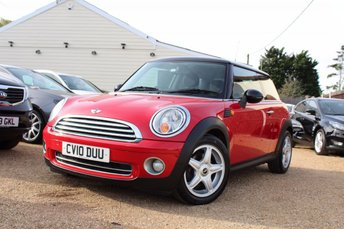 2010 MINI HATCH COOPER 1.6 COOPER 3d 118 BHP £4000.00