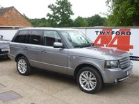 2012 LAND ROVER RANGE ROVER 4.4 TDV8 WESTMINSTER 5d AUTO 313 BHP £27995.00