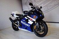 2004 SUZUKI GSXR 600 599cc GSXR 600 K4  £2500.00