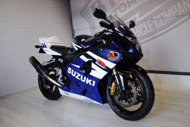 2004 54 SUZUKI GSXR 600 599cc GSXR 600 K4