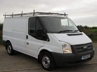 USED 2013 13 FORD TRANSIT 2.2 300 LR 1d 99 BHP LOVELY VAN! FULL FORD HISTORY!