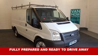 2013 FORD TRANSIT 2.2 T300 FWD 100 BHP 6 Speed+Low Mileage+One Owner+Ready to drive away . £7390.00