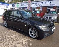 2009 BMW 3 SERIES 2.0 320D M SPORT TOURING 5d 175 BHP £8995.00