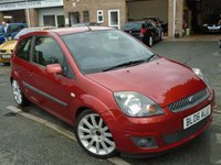 USED 2006 06 FORD FIESTA 1.2 FREEDOM 16V 3d 75 BHP SPORTY LOOK+CHEAP TO INSURE