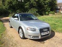 2006 AUDI A4 3.1 FSI QUATTRO SPORT 2d 255 BHP £5290.00