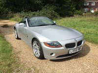 USED 2005 55 BMW Z4 2.0 Z4 SE ROADSTER 2d 148 BHP