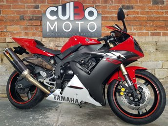 2003 YAMAHA YZF R1 5PW 2003 Red  £3790.00