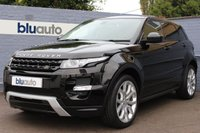 2014 LAND ROVER RANGE ROVER EVOQUE 2.2 SD4 DYNAMIC 5d 190 BHP £26960.00