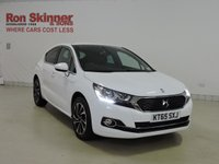 USED 2016 65 DS DS 4 1.6 BLUEHDI ELEGANCE S/S 5d 120 BHP