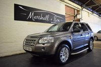USED 2007 07 LAND ROVER FREELANDER 3.2 I6 HSE 5d AUTO 230 BHP VERY RARE PETROL AUTOMATIC - SAT NAV - SUNROOFS - AUTO LIGHTS