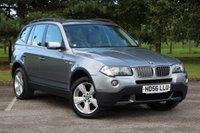 2006 BMW X3 2.5 SI SE 5d AUTO 215 BHP £5980.00