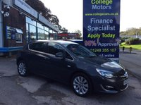 USED 2013 63 VAUXHALL ASTRA 2.0 ELITE CDTI 5d AUTO 163 BHP, only 32000 miles *****FINANCE AVAILABLE APPLY ONLINE******