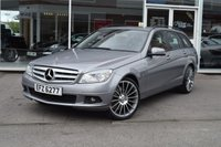 USED 2011 11 MERCEDES-BENZ C CLASS 2.1 C220 CDI BLUEEFFICIENCY EXECUTIVE SE 5d 170 BHP