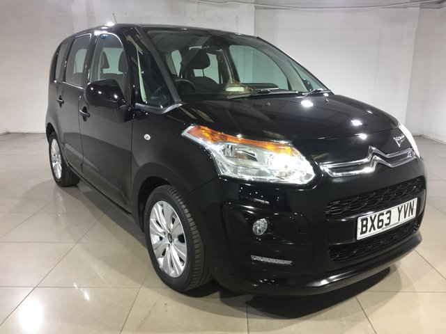 View our 2014 63 CITROEN C3 PICASSO 1.6 PICASSO VTR PLUS EGS 5d AUTO 118 BHP