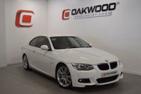 USED 2012 12 BMW 3 SERIES 2.0 320D M SPORT 2d AUTO 181 BHP *LOW MILES* FULL LEATHER INTERIOR