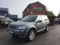 USED 2013 63 LAND ROVER FREELANDER 2.2 TD4 GS 5d 150 BHP VERY LOW MILEAGE