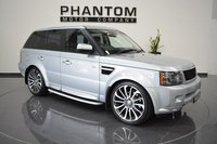 USED 2010 60 LAND ROVER RANGE ROVER SPORT 3.6 TDV8 SPORT HSE 5d AUTO 269 BHP