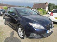 2009 SEAT IBIZA 1.4 SE 3d 85 BHP £3795.00