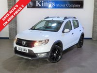 2016 DACIA SANDERO 0.9 STEPWAY AMBIANCE TCE 5dr £SOLD