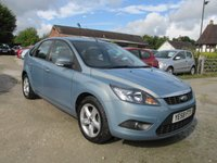 USED 2008 58 FORD FOCUS 1.8 ZETEC 5DR