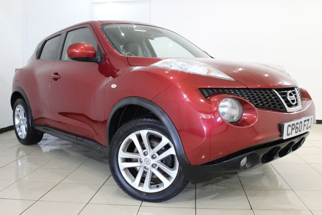 View our 2010 60 NISSAN JUKE 1.6 TEKNA DIG-T 5DR 190 BHP