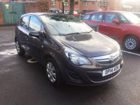 USED 2014 14 VAUXHALL CORSA 1.2 DESIGN AC 5d AUTO 83 BHP AIR CONDITIONING, AUTOMATIC!!..EXCELLENT FUEL ECONOMY!!..LOW CO2 EMISSIONS(125G/KM)..LOW ROAD TAX..FULL FORD HISTORY...ONLY 15637 MILES FROM NEW