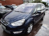 USED 2010 60 FORD GALAXY 2.0 TITANIUM X TDCI 5d 138 BHP CHEAPEST IN THE UK
