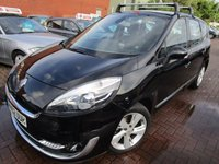 USED 2012 62 RENAULT GRAND SCENIC 1.5 DYNAMIQUE TOMTOM DCI 5d 110 BHP