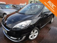 USED 2012 62 RENAULT GRAND SCENIC 1.5 DYNAMIQUE TOMTOM DCI 5d 110 BHP SAT NAV HALF LEATHER