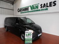 USED 2016 16 MERCEDES-BENZ VITO 2.1 114 BLUETEC TOURER PRO 136 BHP EXTRA LONG WHEEL BASE 9 SEATS  STILL UNDER MERC WARRANTY UNTIL 2019