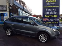 USED 2009 09 RENAULT KOLEOS 2.0 DYNAMIQUE S DCI 5d 150 BHP, only 51000 miles *****FINANCE AVAILABLE APPLY ONLINE******