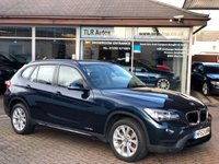 USED 2013 63 BMW X1 XDRIVE18D SPORT 5d 141 BHP 1 Owner from new