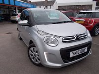 2015 CITROEN C1 1.0 FEEL 5d 68 BHP VVTI £6300.00